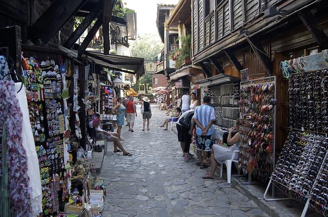 В августе количество иностранцев, посетивших Болгарию, увеличилось на 3.8%