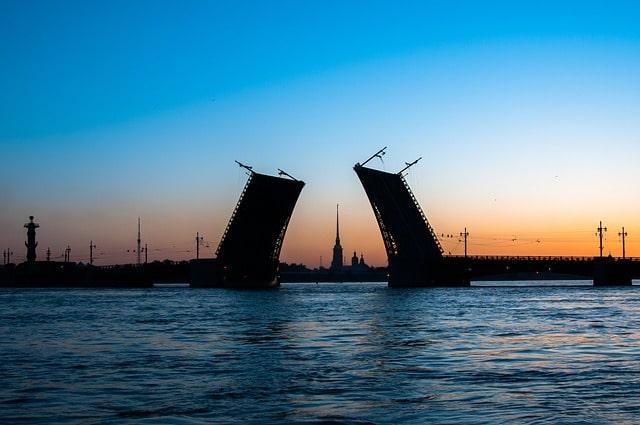 Разводные мосты