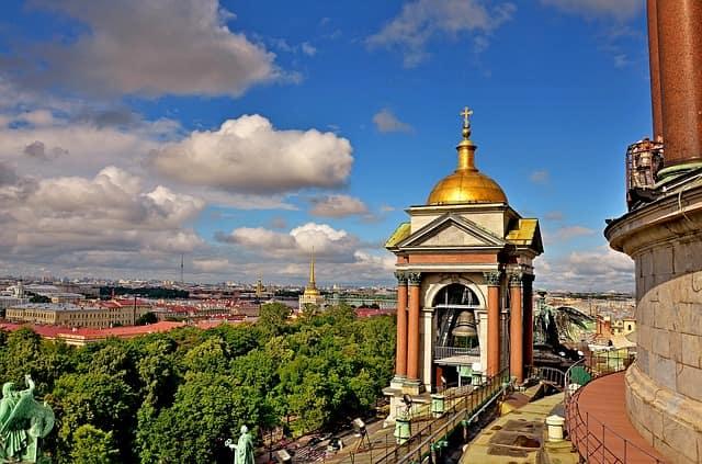 Что посмотреть в Санкт – Петербурге в 2019-2020 году самостоятельно