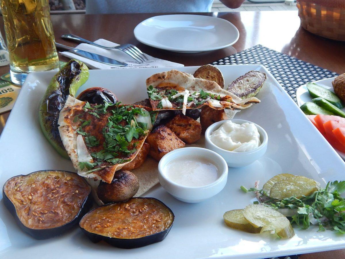 Традиционная еда на Кипре